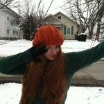 Lilith Fair Hand Knit Tam ..
